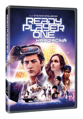 Ready Player One: Hra začíná DVD