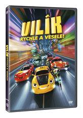 Vilík: Rychle a vesele DVD