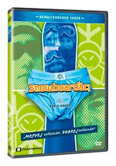 Snowboarďáci DVD (remasterovaná verze)