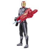 Avengers Titan Hero Power FX Iron Man 30cm figurka