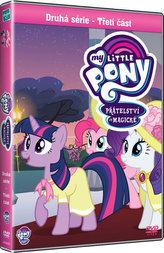 My Little Pony: Přátelství je magické, 2.série:3.část (1DVD,8x22 min.)
