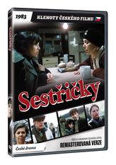 Sestřičky (remasterovaná verze) DVD