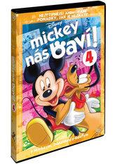 Mickey nás baví! - disk 4. DVD
