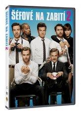 Šéfové na zabití 2. DVD