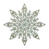SIZZIX Thinlits vyřezávací  kovové šablony - sněhová vločka