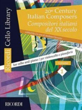 20TH CENTURY ITALIAN COMPOSERS VOL 1