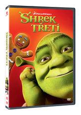 Shrek Třetí DVD