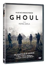 Ghoul DVD