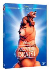 Medvědí bratři DVD - Edice Disney klasické pohádky