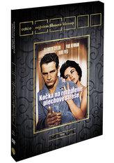 Kočka na rozpálené plechové střeše DVD (dab.) - Edice Filmové klenoty