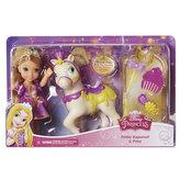 Locika a kůň - Disney princezna