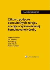 Zákon o podpore obnoviteľných zdrojov energie a vysoko účinnej kombin. výroby