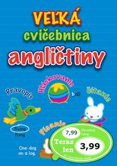 Veľká cvičebnice angličtiny