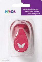 HEYDA ozdobná děrovačka velikost S - motýl 1,7 cm