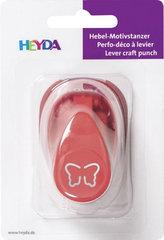 HEYDA ozdobná děrovačka 3D velikost S - motýl 1,7 cm