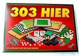 303 her společenská hra v krabici 42x29,5x6cm SK verze