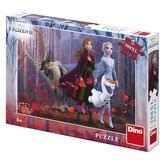 Ledové království II - puzzle XL 300 dílků