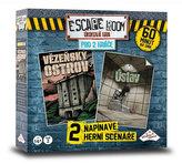 ESCAPE ROOM mini: verze pro 2 hráče - 2 scénáře