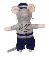 Děda námořník - Plyšový myšák