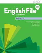 English File Intermediate Workbook without Answer Key (4th)