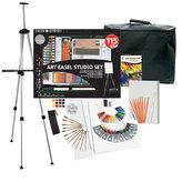 Velká výtvarná sada Daler Rowney - Complete Art Set - 115 ks