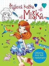 Štýlová kočka Miška