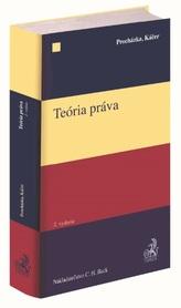 Teória práva (2. vydanie)