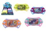 Vodní hra mořský svět plast hlavolam 17cm 4 barvy 24ks v boxu