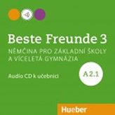 Beste Freunde A2/1 - Audio-CD zum KB (Tschechisch)
