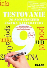 Testovanie 9 zo slovenského jazyka a literatúry- testy pre 9 ročník ZŠ