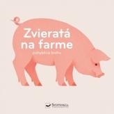 Zvieratá na farme rozpohybovaná kniha