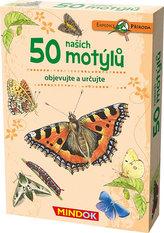Expedice příroda: 50 našich motýlů