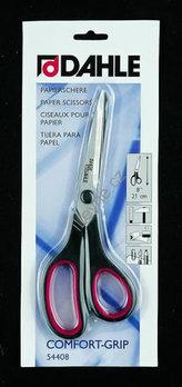 Dahle nůžky Office Comfort Grip černé 20 cm