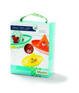 Lilliputiens hračka do vody - 3 plovoucí lodičky