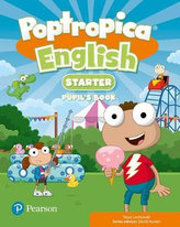 Poptropica English Starter Pupil´s Book and Online World Access Code