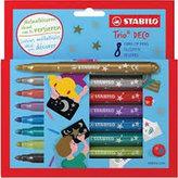 STABILO Trio DECO 8 ks