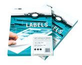 Etikety EUROLABELS - 4 etiket na A4 (100 ks), 140g
