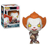 Funko POP Movies: IT Chapter 2 - Pennywise w/ Beaver Hat (Chase)