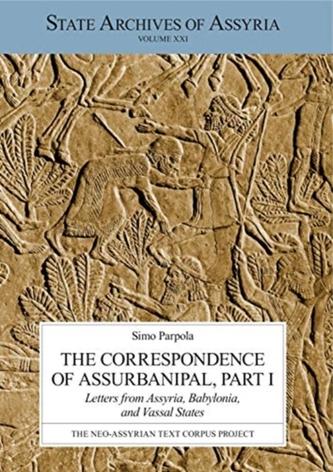 The Correspondence of Assurbanipal, Part I