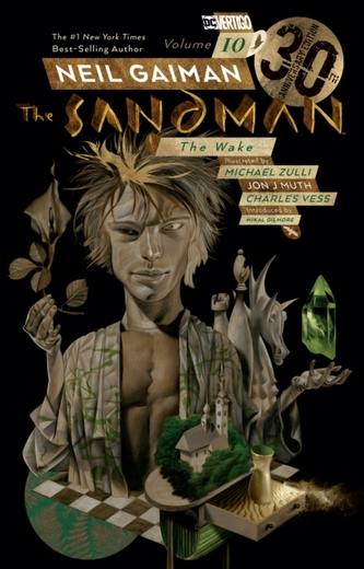 Sandman Volume 10: The Wake 30th Anniversary Edition