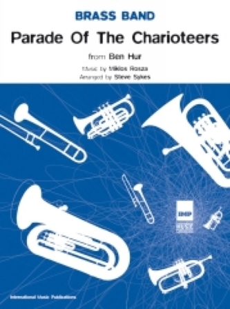 Parade of the Charioteers (Score & Parts)