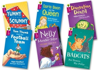 Oxford Reading Tree All Stars: Oxford Level 10: Pack 2a (Pack of 6)