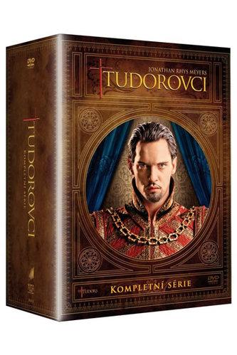 Tudorovci 1. - 4. série DVD