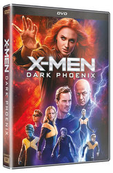 X-men: Dark Phoenix DVD