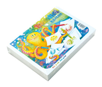 Kreslicí karton A4 / 200 g (200 archů)