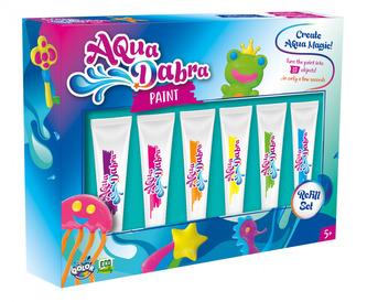 AquaDabra - 6 náhradní barvy
