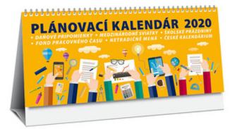 Plánovací kalendár 2020