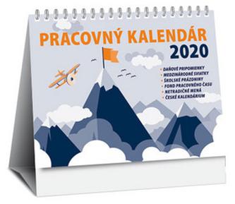 Pracovný kalendár 2020