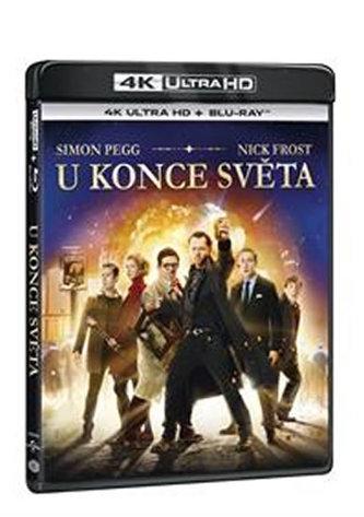 U Konce světa 4K Ultra HD + Blu-ray
