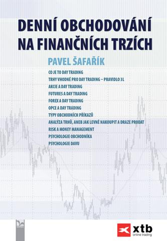 Denní obchodování na finančních trzích
